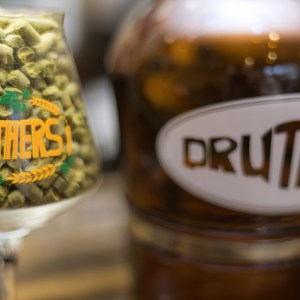 Druthers Brewing Company Beer Dinner at Boca Bistro