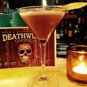 "Day of the Dead ""Death Wish Coffee"" Beer & Vodka Dinner"