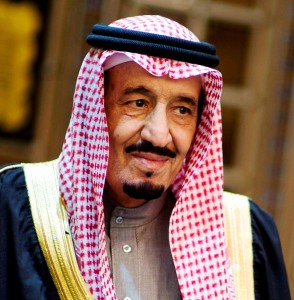 Saudiarabiens Kung Salman bin Abdull aziz Photo by Erin A. Kirk-Cuomo / Wiki Commons