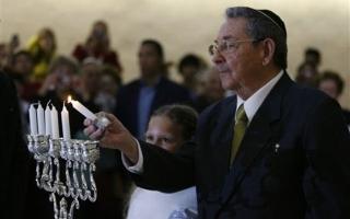 Raúl Castro Ruz, fiel a su profesión hebrea