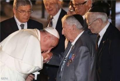 """""""No puedes ser un verdadero cristiano si no reconoces tus raíces judías"""": Sinagoglio"""