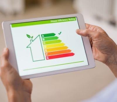 ¿Qué es la etiqueta energética de los electrodomésticos?