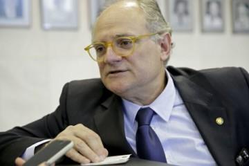 Painel com o secretário de saúde Vicente Caropreso