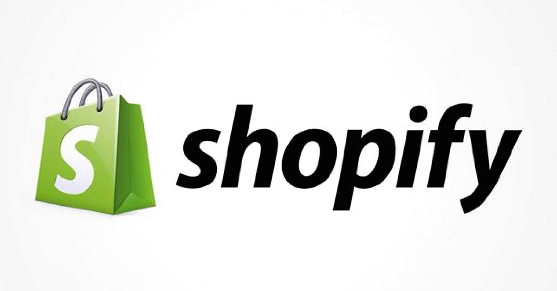 shopify logo plataforma ecommerce