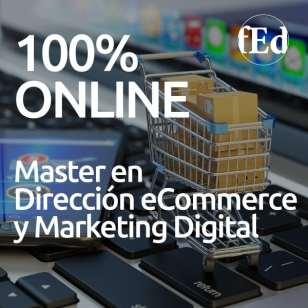 máster ecommerce y marketing digital FED