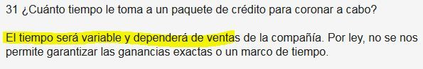 timo fortadpays regla 31 español