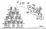 revshare piramidal scam fraude foronaranja