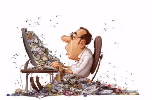 google internet basura