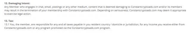 Constantcryptoads tyc 1 foronaranja