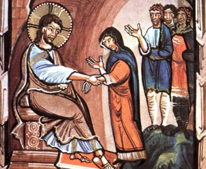 Resultado de imagen de curacion de la mano seca