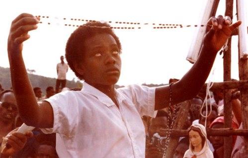 Marie Claire Mukangano Kibeho