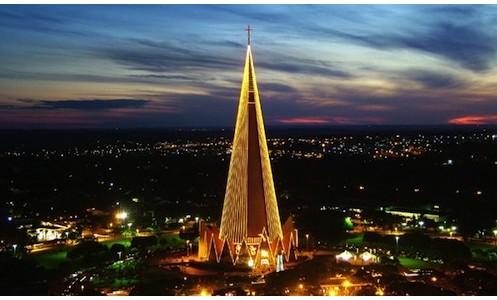 catedral de maringa