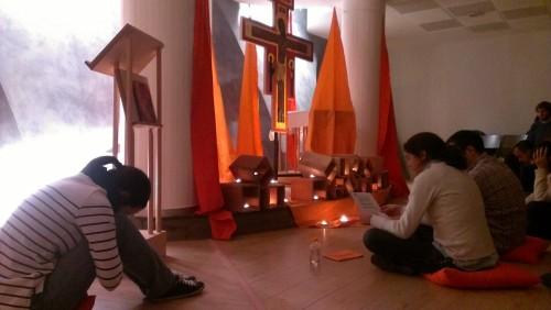 grupo de oracion de jovenes