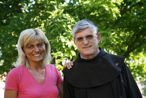 mirjana y P. Peter Ljubicic