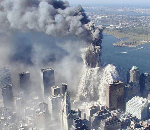 atentado a las torres gemelas
