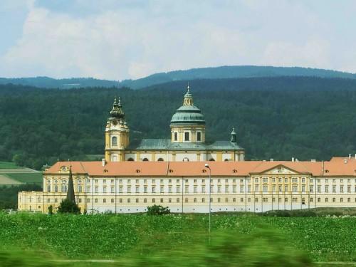 Monasterio benedictino de Melk Austria