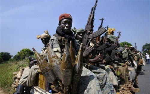 jihad republica centroafricana