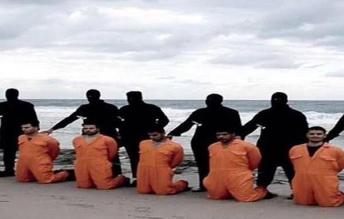 21 coptos asesinados en libya-