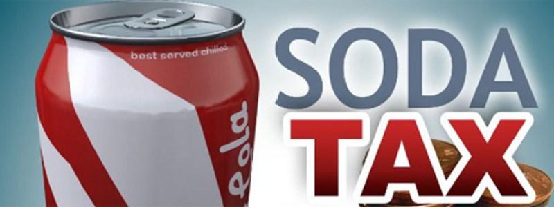 Soda Tax, Carbon Tax