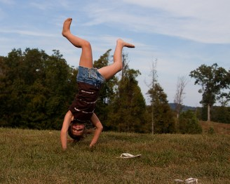 cartwheel photo