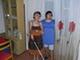 Dori y Alegría Muñoz [Clic para ampliar la imagen]