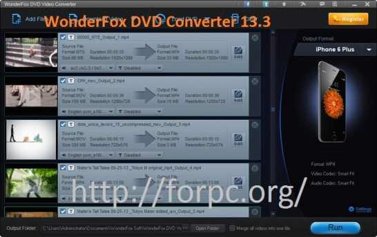 WonderFox DVD Converter 14.7 2018 Crack + Serial Keys Download
