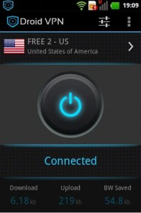 Droid VPN for pc