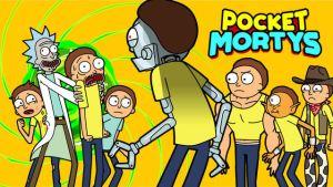 Pocket Mortys for windows