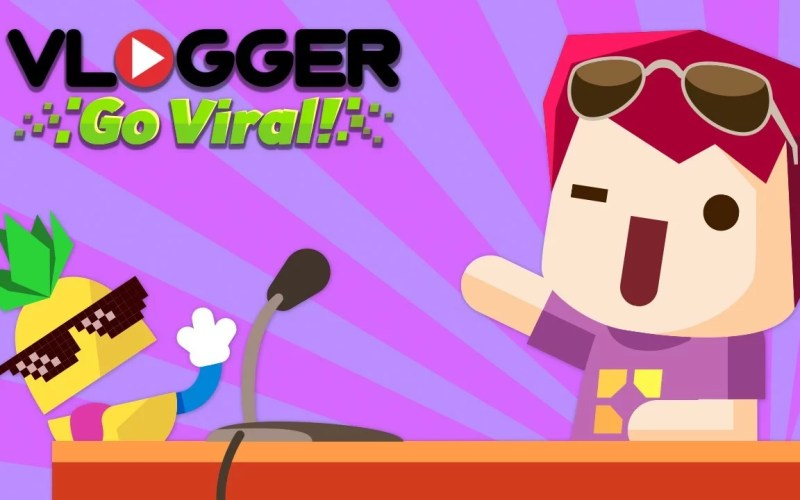 Vlogger Go Viral Clicker windwos