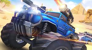 Overload: Online Car Battle