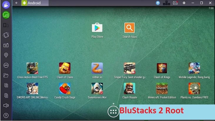 download pre rooted bluestacks