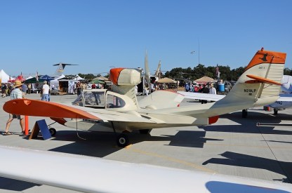 TAYLOR COOT – PLANS AND INFORMATION SET FOR HOMEBUILD AMPHIBIOUS AIRCRAFT