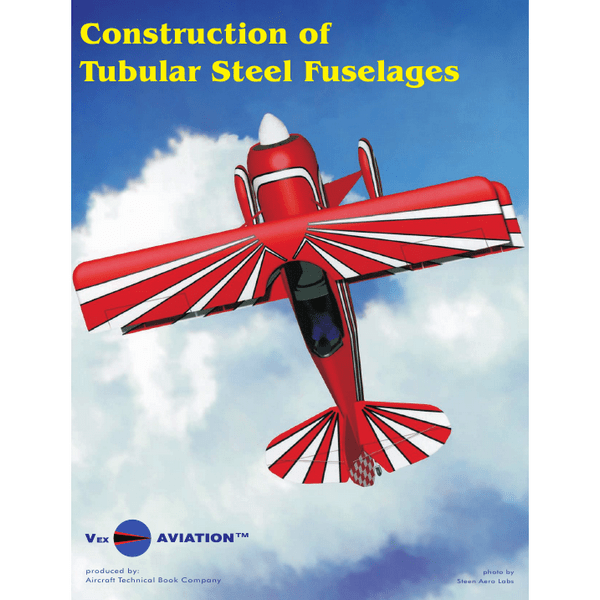 Construction of Tubular Steel Fuselages ISBN 9780977489602 Dave Russo - PDF  EBOOK