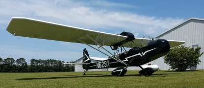 AEROSPORT WOODY PUSHER - REPLICA Curtiss-Wright CW-1 Junior - PLANS AND INFORMATION SET FOR HOMEBUILD AIRCRAFTAEROSPORT WOODY PUSHER - REPLICA Curtiss-Wright CW-1 Junior - PLANS AND INFORMATION SET FOR HOMEBUILD AIRCRAFT