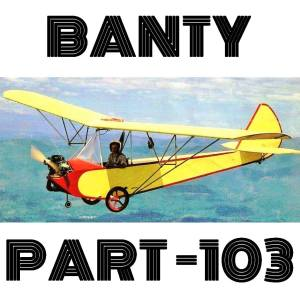 BANTY - PART103 ULTRALIGHT – PLANS AND INFORMATION SET FOR HOMEBUILD SIMPLE WOOD PARASOL