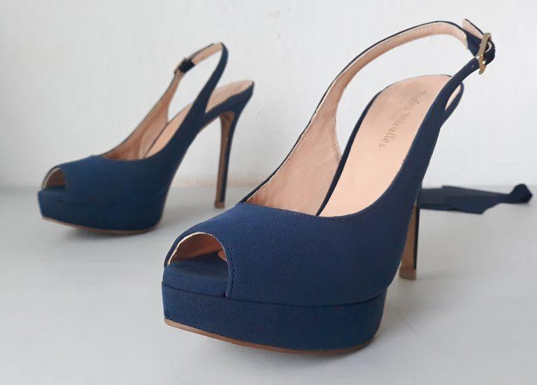 forrado sandalia plataforma