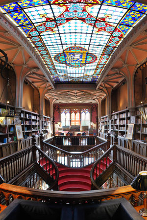 10 Of The Worlds Most Beautiful Bookstores For Reading