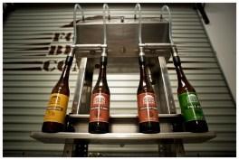 Our bottling line