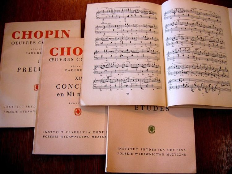 Chopin._Édition_Paderewski._HM