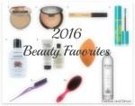 2016 Beauty Favorites