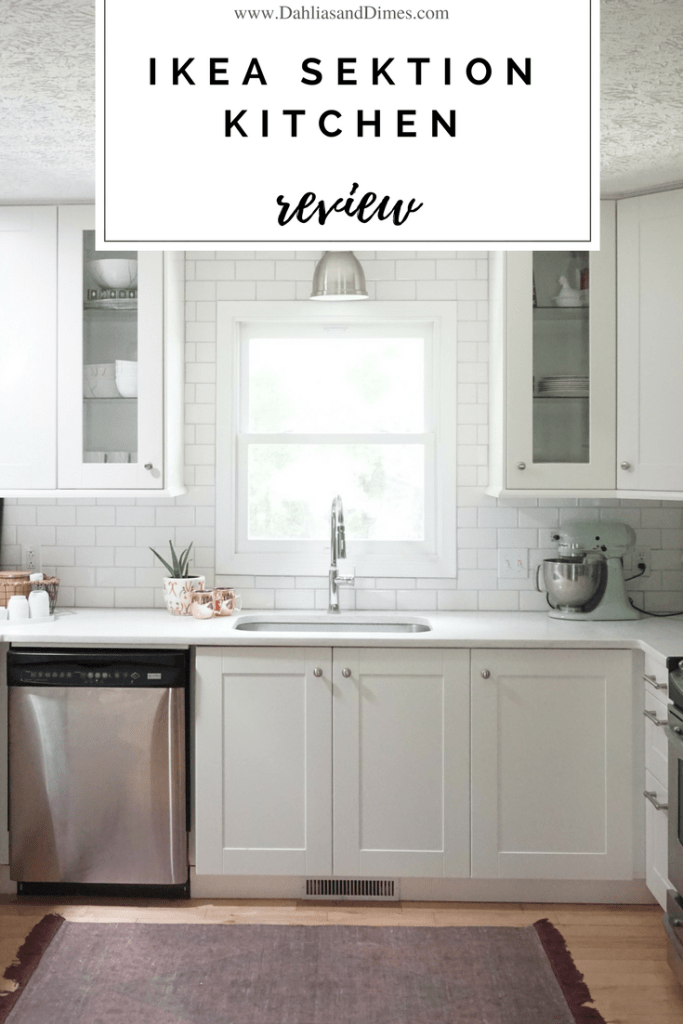 Ikea Sektion Kitchen Review 1 Year Later Forrester Home