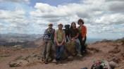 Uncompahgre summit, 14,321' (4365 m)