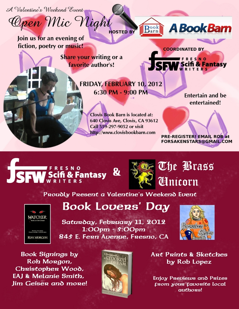FSFW Valentine's Day Weekend Events