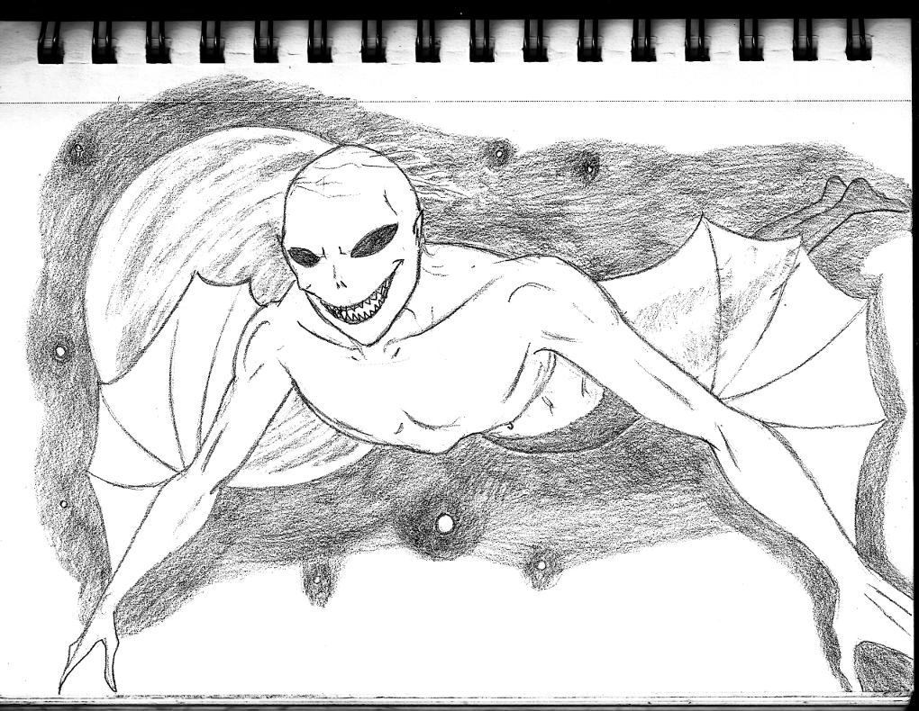 Azzi, Space Vampire, StoryBoard 001