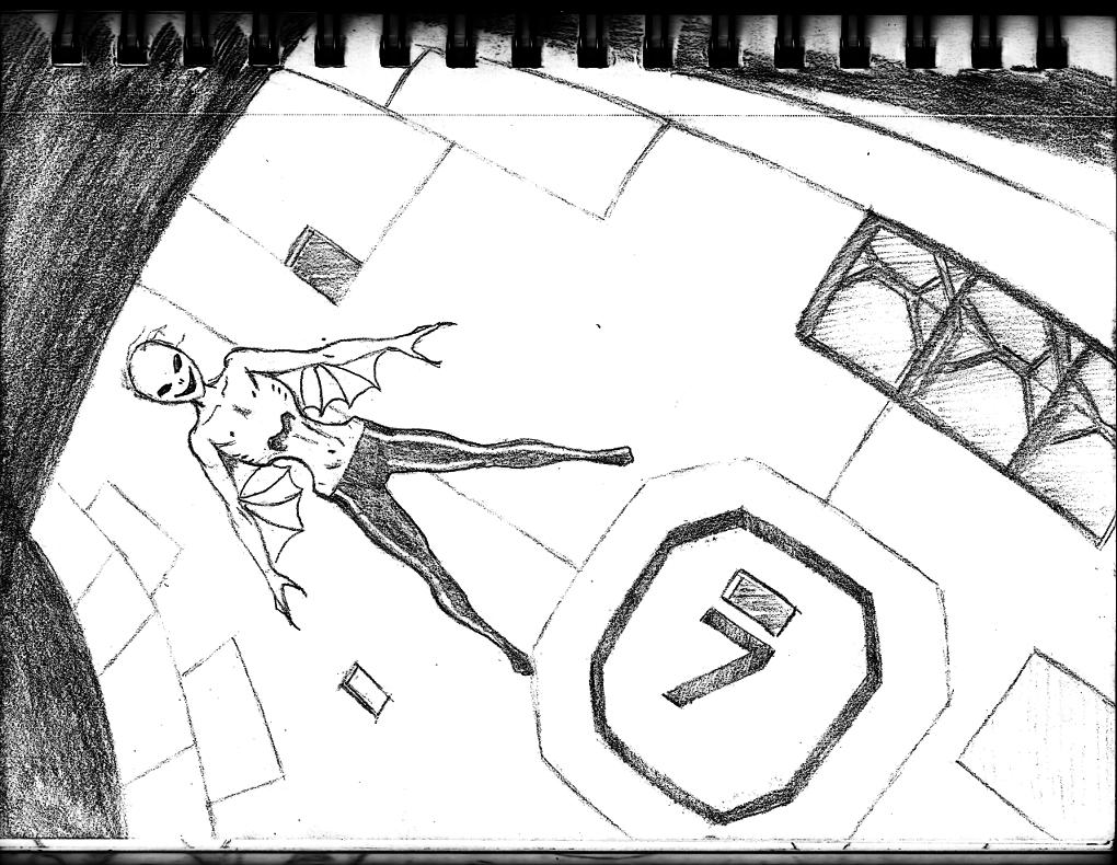 Azzi, Space Vampire Storyboard 003