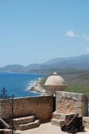 """Castillo """"El Morro"""" in Santiago de Cuba."""