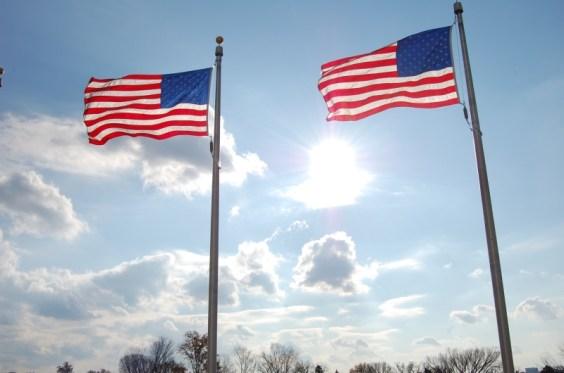 Stars and Stripes Sprangled Banner