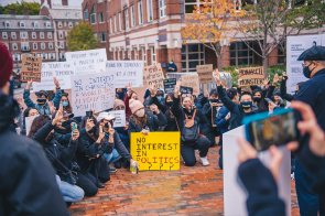 King Bhumibol Square protests, Boston, USA
