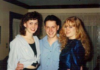 Kathy, me & Michelle
