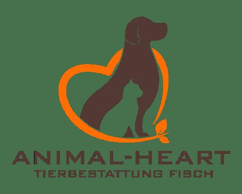 Logodesign für einen Tierbestatter
